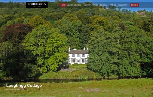 Loughrigg Cottage in Ambleside