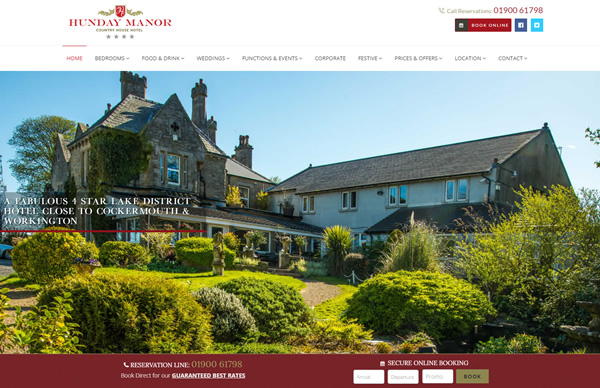 Hunday Manor Hotel