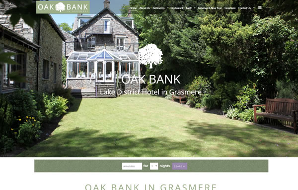 Oak Bank in Grasmere