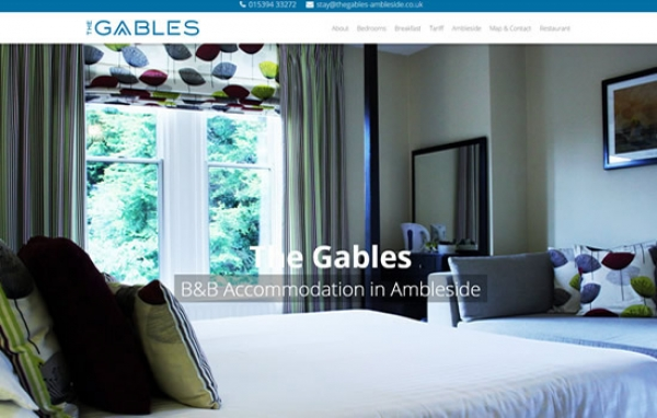 The Gables in Ambleside