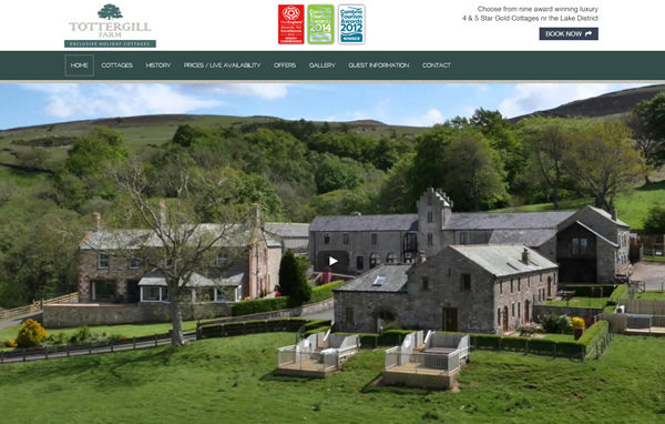 Tottergill Farm Cottages