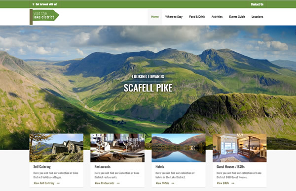Visit the Lake District